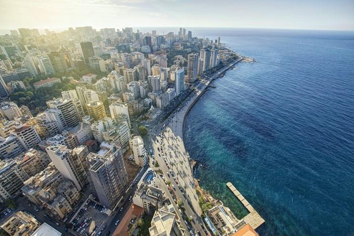 Tại sao thành phố Beirut Lebanon được gọi là 'Paris của Trung Đông'?