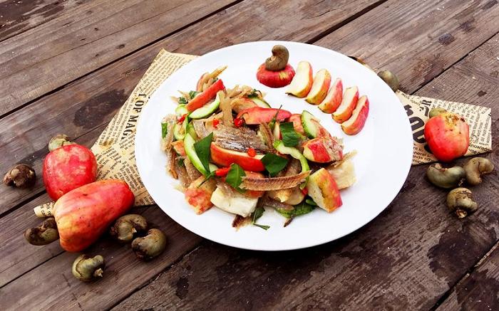 Cashew Fruit Salad.Photo: cookies