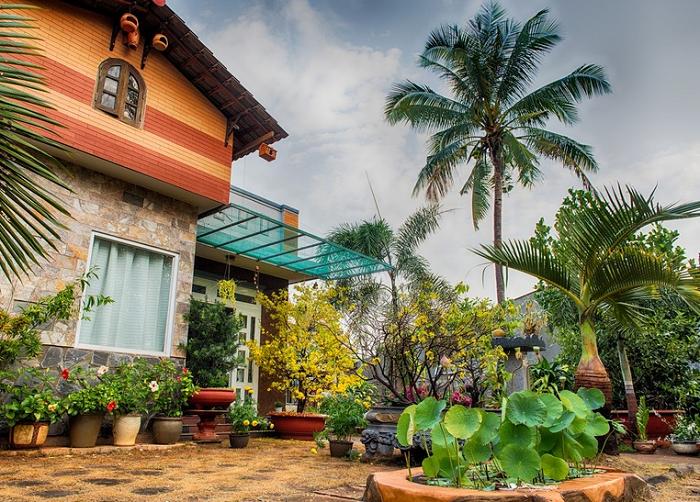 Hostels in Binh Phuoc.Photo: kenhhomestay gocheapvz