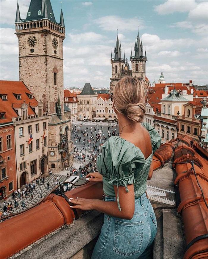 du lịch Praha