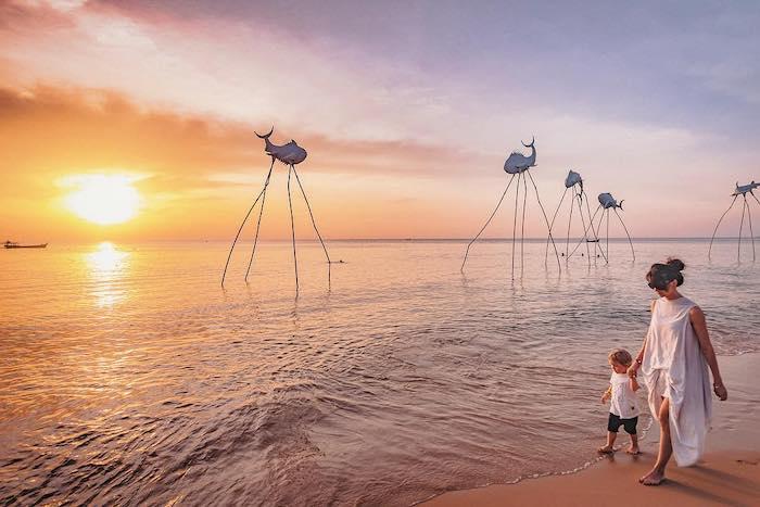 Cả gia đình cùng vui với 9 điểm du lịch quanh châu Á này