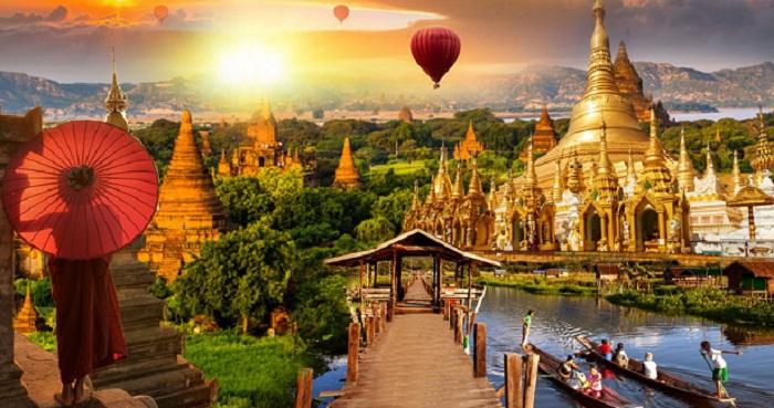 Myanmar - đất nước tuyệt vời và nhiều điều hấp dẫn