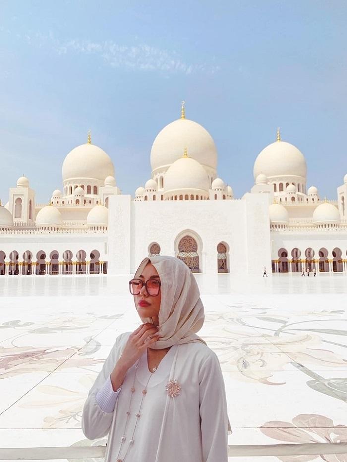 Lan Khuê khám phá văn hóa Trung Đông
