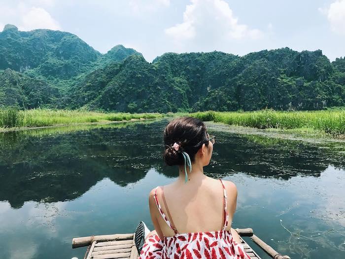 thiên nhiên Ninh Bình đẹp