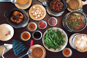 Top 5 nhà hàng Việt chuẩn cơm mẹ nấu ở TPHCM