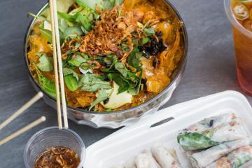 Những món ăn vặt dưới 10.000 đồng ở Sài Gòn