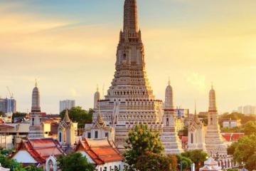7 địa danh biểu tượng của đất nước Thái Lan