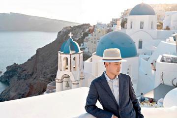 Quang Vinh du lịch Hy Lạp và check-in tại những điểm đến đẹp như mơ (P2)