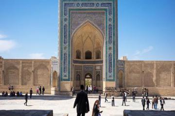 Những danh lam thắng cảnh bạn không nên bỏ qua khi tới Bukhara Uzbekistan (phần 1)
