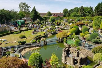 Bekonscot - Ngôi làng tí hon đắt giá nhất hành tinh tại Anh