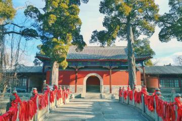 7 ngôi đền chùa Bắc Kinh nổi tiếng tĩnh cảnh an yên