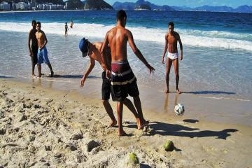 7 môn thể thao bạn nên thử khi du lịch Rio