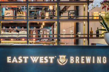 East West Brewing - xưởng bia thủ công độc đáo tại Sài Thành