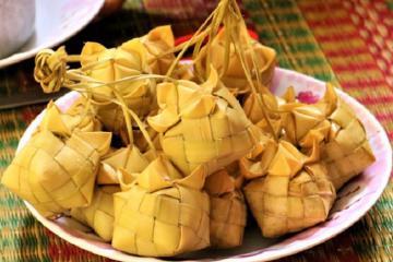 Bánh Kà Tum - đậm đà hương vị An Giang