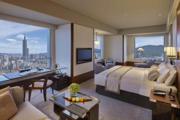 10 khách sạn Đài Bắc khiến bao du khách xốn xang