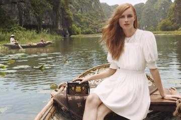 Phong cảnh Việt Nam đẹp mê hồn trong video quảng cáo của Louis Vuitton
