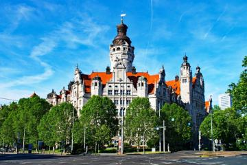 Leipzig - đậm nét cuốn hút du lịch Đức