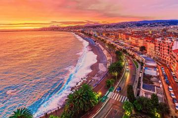 Dạo quanh Nice - thành phố cổ kính lãng mạn bậc nhất nước Pháp