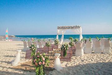 """Sea Links City - điểm tổ chức tiệc cưới trên bãi biển """"xịn sò"""" tại Mũi Né"""