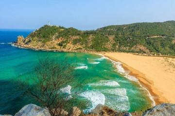 Vẻ đẹp Mũi Điện - Đại Lãnh – nơi bình minh bắt đầu ở Việt Nam