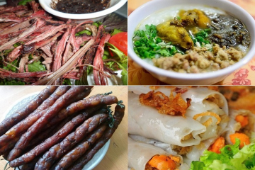 Ẩm thực Hà Giang - nét độc đáo của miền đất gây thương nhớ