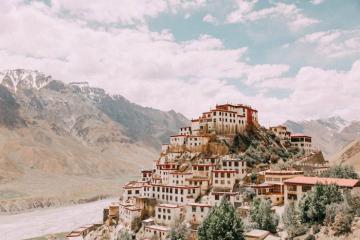 15 bức ảnh đẹp về 'xứ sở diệu kỳ' Ấn Độ