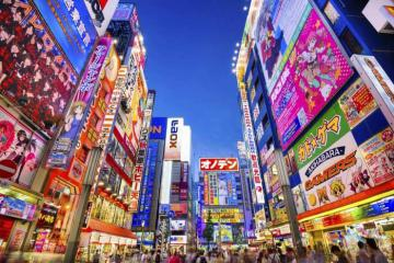 Nhật Bản và những điều kỳ lạ khiến du khách phải tò mò