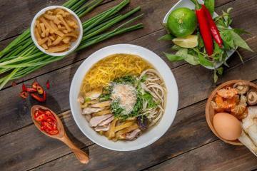 5 món ăn Việt được chọn nhiều nhất chiêu đãi khách VIP quốc tế