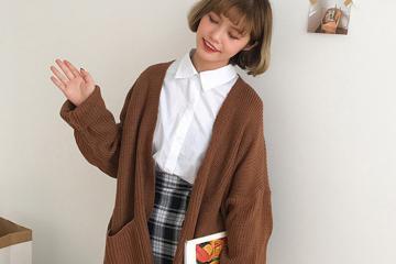 Ghim ngay 5 cách diện áo cardigan siêu xinh cho ngày trở gió