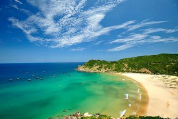 Bãi Môn Phú Yên – địa điểm hot nhất Nam Trung Bộ