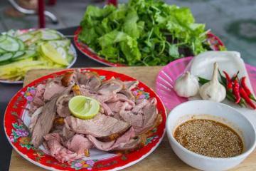 Truy lùng 4 địa chỉ ăn bê thui Cầu Mống ở Đà Nẵng ngon, giá bình dân