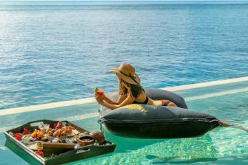 7 bữa sáng 'bồng bềnh' trên mặt nước hấp dẫn nhất thế giới