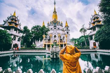 Những ngôi chùa ở quận 9 đẹp và nổi tiếng tại Sài Gòn