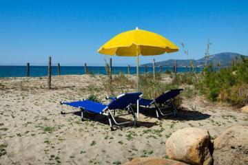 Một ngày lười biếng trên biển Cilento