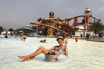 """Chuẩn bị """"phá đảo"""" công viên nước quy mô lớn nhất Đông Nam Bộ"""