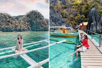 5 ngày chu du Coron – 'thiên đường' biển xanh của Philippines