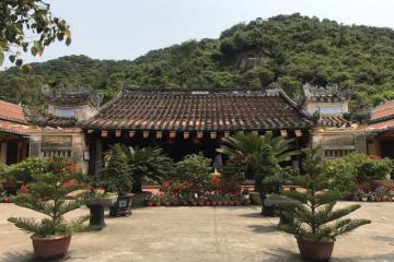 Hải Tạng - ngôi cổ tự trăm tuổi trên đảo Cù Lao Chàm
