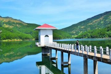 Đập Tân Sơn – điểm đến non nước của Pleiku