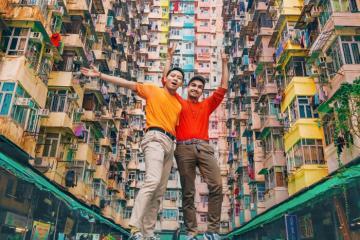 Những điểm check-in cực chất ở Hồng Kông cho giới trẻ