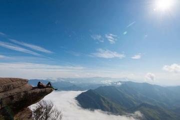 Chinh phục đỉnh Pha Luông - nóc nhà của Mộc Châu