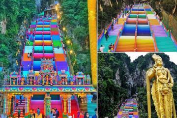 Du lịch Malaysia: khám phá động Batu nổi tiếng