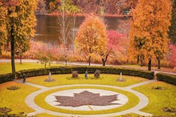 Du lịch Canada mùa thu - Mê mẩn vẻ đẹp mùa thu Canada thay lá