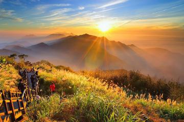 Top 6 điểm du lịch mùa thu Đài Loan đẹp mê hồn