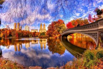 Lý do nhất định phải du lịch Mỹ vào mùa thu một lần trong đời