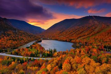 Du lịch New Hampshire khám phá mùa thu đẹp nhất nước Mỹ