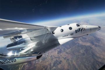 Năm 2020, con người có thể du lịch lên vũ trụ?