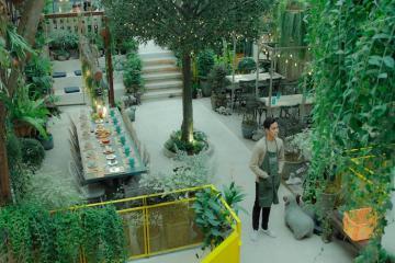 Lạc lối quán cafe hữu cơ xanh độc nhất Sài Gòn