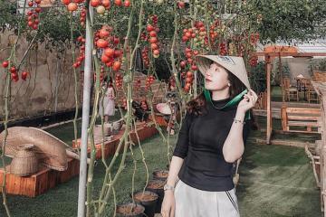 Quán cafe kết hợp nông trại độc nhất vô nhị tại Đà Lạt