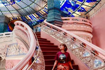 Bảo tàng Erawan với style quý tộc tại thủ đô Bangkok