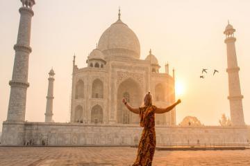 'Nằm lòng' bí kíp du lịch Ấn Độ an toàn
